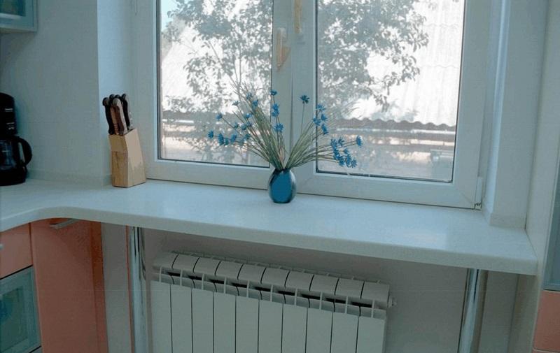 Как с маленьких окон сделать побольше окна